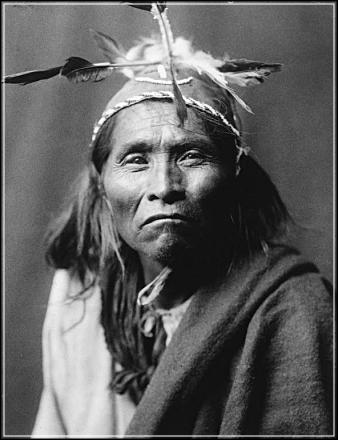 Ndee Sangochonh Apache Indian