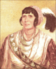 Seminole Seminole Chief Osceola clip art