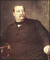 1885 89 Grover Cleveland