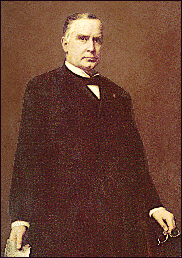 1897 1901 William McKinley