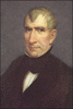 1841 William Henry Harrison clip art