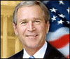 2001 George W Bush clip art