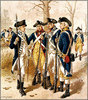 Continental Army clip art