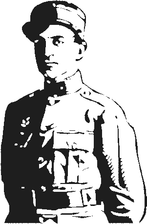 WWI officer