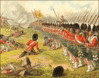 Battle of Alma Sutherland highlanders clip art