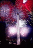 4th July Fourth july fireworks clip art