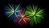 4th July fireworks 2 clip art
