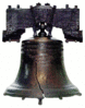 4th July liberty bell clip art