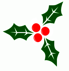 christmas holly7