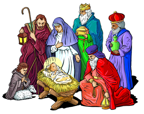 christmas nativity 1