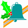 christmas Bells xmasbell clip art