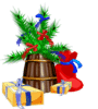 christmas Gifts002 clip art