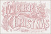 christmas Merry Christmas cloth clip art