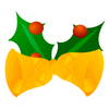 christmas jingle bells 01 clip art