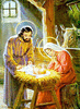 christmas nativity 5 clip art