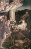 christmas nativity Correggio clip art