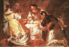 christmas nativity Goya clip art
