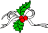 christmas small decoration clip art
