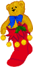 christmas stocking 21 clip art