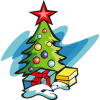 christmas tree 1 clip art