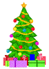 christmas tree 10 clip art