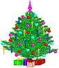 christmas tree 12 clip art