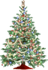 christmas tree 2 clip art