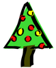 christmas tree 21 clip art
