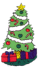 christmas tree 4 clip art