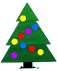 christmas tree 5 clip art