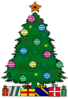 christmas tree 6 clip art