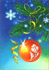 christmas tree ornaments 7 clip art