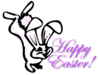 easter happy easter 2 clip art