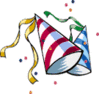 2 party hat clip art