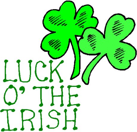 saint patricks day 1 Luck o the Irish
