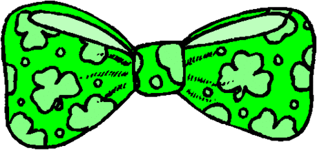 saint patricks day Bow Tie