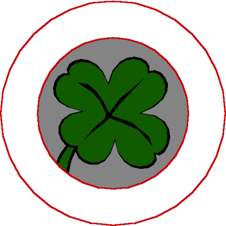 saint patricks day Four Leaf Clover 08