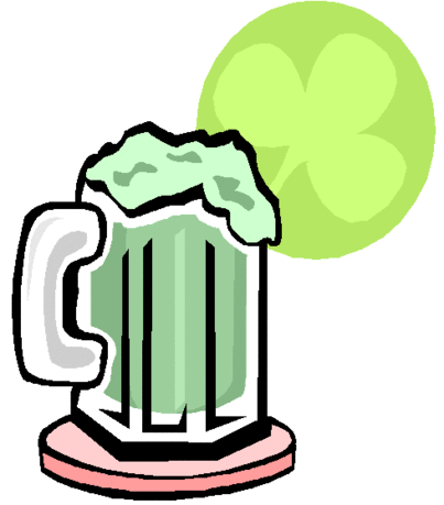 saint patricks day Green Beer 1