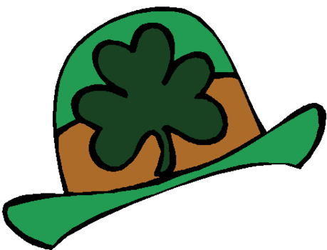 saint patricks day Hat 2