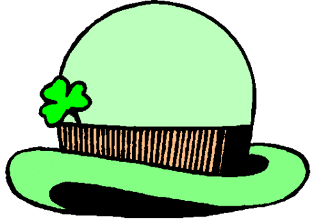saint patricks day Hat 4