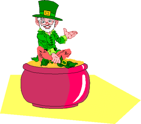 saint patricks day Leprechaun 02