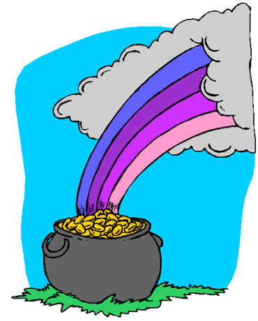 saint patricks day Pot of Gold 22
