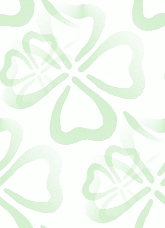 saint patricks day clover background