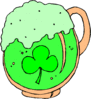 saint patricks day Green Beer 2 clip art