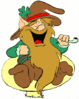 saint patricks day Leprechaun 21 clip art