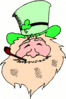 saint patricks day Leprechaun 26 clip art