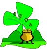 saint patricks day Pot of Gold 11 clip art