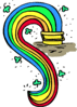 saint patricks day Pot of Gold 23 clip art