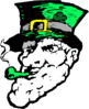 saint patricks day St Patty clip art