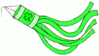 saint patricks day Wind Sock clip art